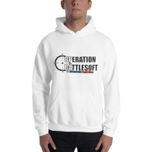 Sweat à Capuche Battlesoft